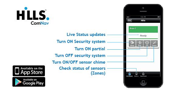 ComNav – Remote Access Alarm Module