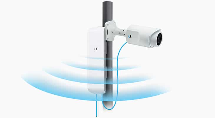 Ubiquiti Wireless Link – Building to Building