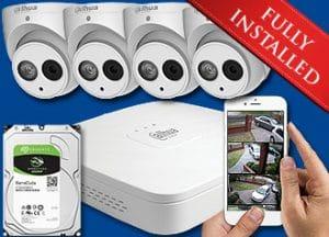 Standard CCTV package
