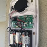 wireless security system siren